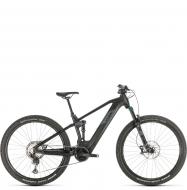 Электровелосипед Cube Stereo Hybrid 120 SL 625 29 (2020) black´n´grey