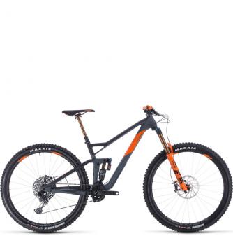 Велосипед Cube Stereo 150 C:68 TM 29 (2020)