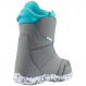 Ботинки для сноуборда Burton ZIPLINE BOA GRAY/SURF BLUE (2020) 1