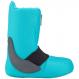 Ботинки для сноуборда Burton ZIPLINE BOA GRAY/SURF BLUE (2020) 3