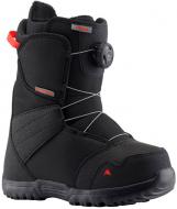 Ботинки для сноуборда Burton ZIPLINE BOA Black (2020)