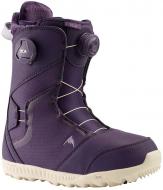 Ботинки для сноуборда Burton FELIX BOA PURPLE VELVET (2020)