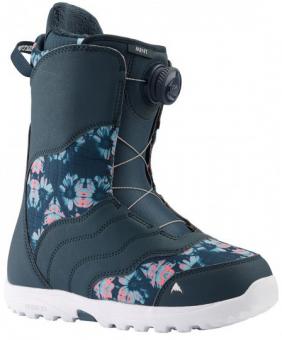 Ботинки для сноуборда Burton Mint Boa midnite blue/multi (2020)