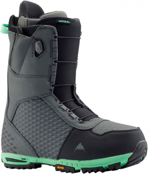 Ботинки для сноуборда Burton IMPERIAL GRAY/GREEN (2020)
