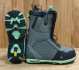 Ботинки для сноуборда Burton IMPERIAL GRAY/GREEN (2020) 1