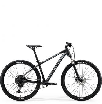 Велосипед Merida Big.Nine 400 (2020) MattBlack/Silver/White