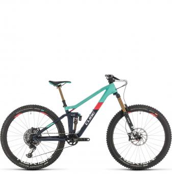 Велосипед Cube Sting WS 140 HPC SL (2020)