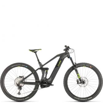 Электровелосипед Cube Stereo Hybrid 140 HPC SL 625 29 (2020) iridium´n´green
