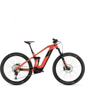 Электровелосипед Cube Stereo Hybrid 140 HPC SL 625 29 (2020) red´n´black