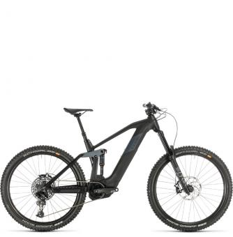 Электровелосипед Cube Stereo Hybrid 160 HPC SL 625 27.5 (2020) carbon´n´grey