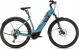 Электровелосипед Cube Nuride Hybrid SL 625 Allroad (2020) blue´n´blue 1