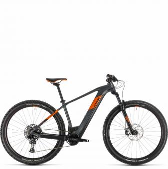Электровелосипед Cube Reaction Hybrid SL 625 29 (2020) grey´n´orange