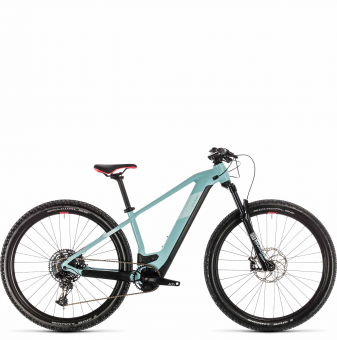 Электровелосипед Cube Access Hybrid SL 625 29 (2020) blue´n´coral