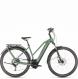 Электровелосипед Cube Kathmandu Hybrid Exc 625 Trapeze (2020) green´n´green 1