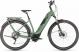 Электровелосипед Cube Kathmandu Hybrid Exc 625 Easy Entry (2020) green´n´green 1