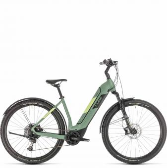Электровелосипед Cube Nuride Hybrid EXC 500 Allroad (2020)