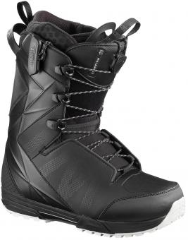 Ботинки для сноуборда Salomon Malamute black (2020)