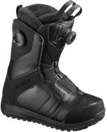 Ботинки для сноуборда Salomon Kiana Focus BOA black (2020)
