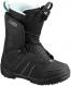 Ботинки для сноуборда Salomon Scarlet black (2020) 1