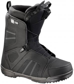 Ботинки для сноуборда Salomon Titan black (2020)