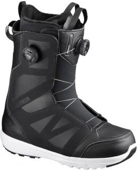 Ботинки сноубордические Salomon LAUNCH BOA SJ BOA Black (2020)