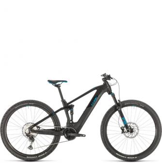 Электровелосипед Cube Stereo Hybrid 120 Race 500 29 (2020) black´n´blue