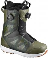 Ботинки сноубордические Salomon Launch camo (2020)