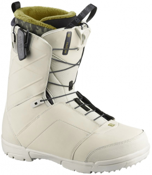 Ботинки для сноуборда Salomon Faction sand (2019)