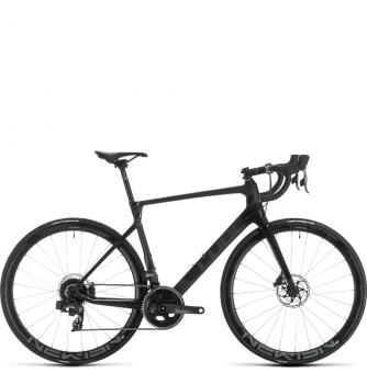Велосипед Cube Agree C:62 SLT (2020) carbon´n´black
