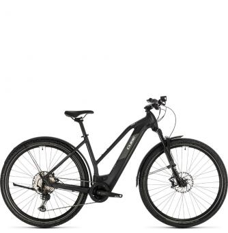 Электровелосипед Cube Cross Hybrid SL 625 Allroad Trapeze (2020)