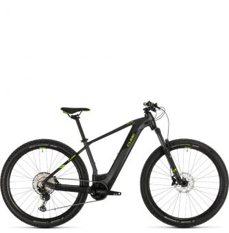 Электровелосипед Cube Reaction Hybrid EXC 625 29 (2020) iridium´n´green