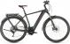 Электровелосипед Cube Kathmandu Hybrid Exc 500 (2020) iridium´n´red 1