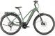 Электровелосипед Cube Kathmandu Hybrid Exc 500 Trapeze (2020) green´n´green 1