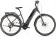 Электровелосипед Cube Kathmandu Hybrid Exc 500 Easy Entry (2020) iridium´n´red 1