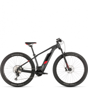 Электровелосипед Cube Access Hybrid Race 500 27.5 (2020) iridium´n´red