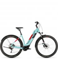 Электровелосипед Cube Nuride Hybrid Pro 625 Allroad (2020)