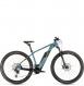 Электровелосипед Cube Reaction Hybrid Race 500 (2020) blue´n´green 1