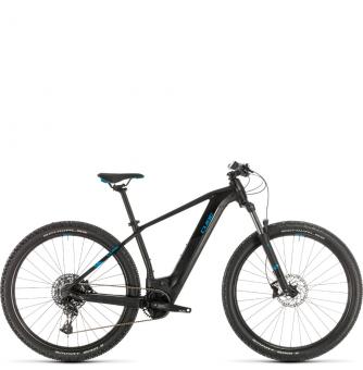 Электровелосипед Cube Reaction Hybrid EX 625 29 (2020) black´n´blue