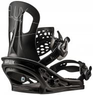 Крепления для сноуборда FLUX TT black (2019)