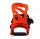 Крепления для сноуборда FLUX DSL Neon orange (2019) 1