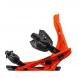 Крепления для сноуборда FLUX DSL Neon orange (2019) 2
