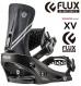 Крепления для сноуборда FLUX XV black (2019) 1