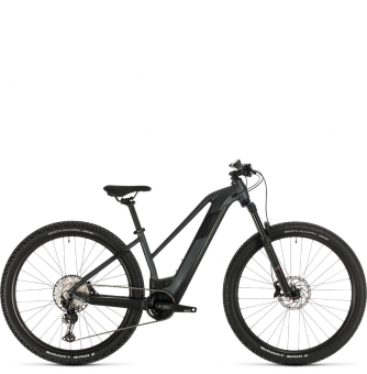 Электровелосипед Cube Access Hybrid EXC 500 29 Trapeze (2020) iridium´n´hazypurple