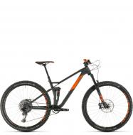 Велосипед Cube Stereo 120 HPC TM 29 (2020)