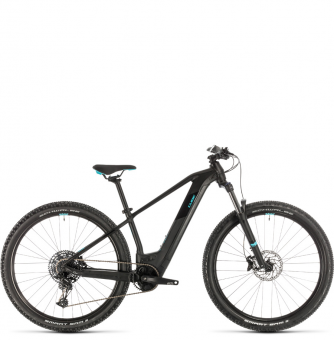 Электровелосипед Cube Access Hybrid EX 625 29 (2020) black´n´aqua