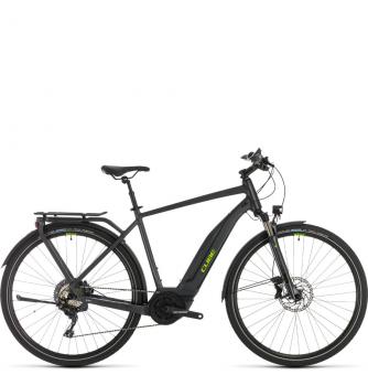Электровелосипед Cube Touring Hybrid EXC 500 (2020) iridium´n´green