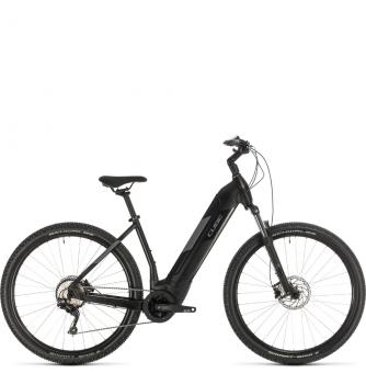 Электровелосипед Cube Nuride Hybrid Pro 625 (2020) black´n´grey