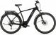 Электровелосипед Cube Kathmandu Hybrid Pro 500 (2020) black´n´white 1