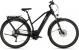 Электровелосипед Cube Kathmandu Hybrid Pro 500 Trapeze (2020) black´n´white 1
