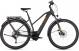 Электровелосипед Cube Kathmandu Hybrid Pro 500 Trapeze (2020) grey´n´orange 1